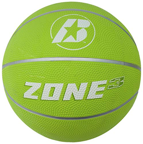 Baden Unisex Basketball Zone 3, grün, Gr. 3