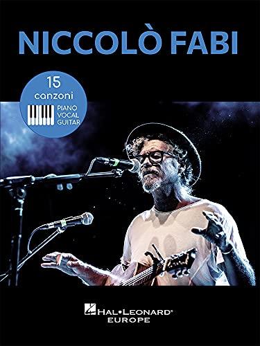 Niccoló Fabi - 15 Canzoni in Pvg