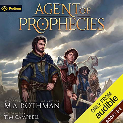 Agent of Prophecies: Publisher's Pack 2 cover art