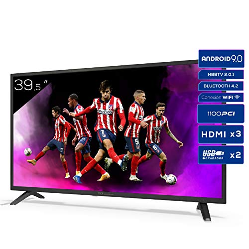 TD Systems K40DLJ12FS - Televisores Smart TV 39,5 Pulgadas Full...