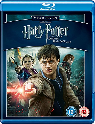 Harry Potter And The Deathly Hallows Part 2 - Triple Play (Blu-ray + DVD + Digital Copy) [Reino Unido] [Blu-ray]