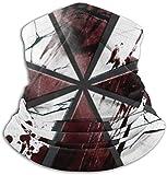 shenguang Umbrella Corp Broken Logo Resident Evil Face Balaclavas Bandanas For Dust, Outdoors, Festi...