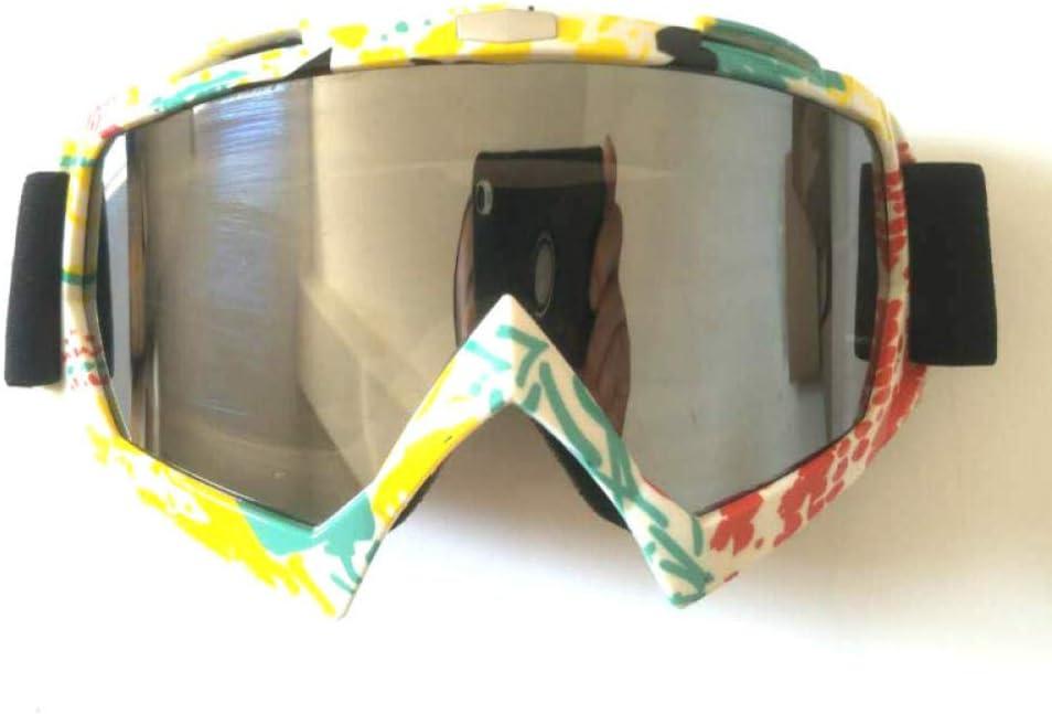SlimpleStudio Gafas a Prueba de Viento para Deportes de Invierno,Gafas de esquí Gafas al Aire Libre Ciclismo Gafas Deportivas Gafas Unisex