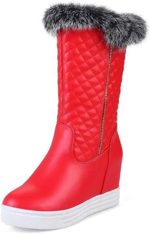 Smart.A Women's Waterproof Snow Boot