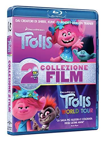 Trolls / Trolls World Tour (2 Blu-Ray)