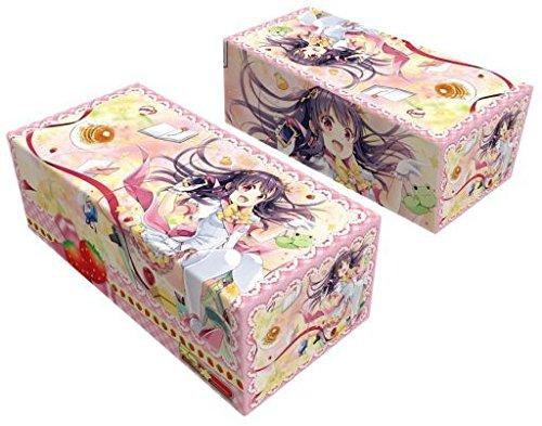 ブロッコリー トレカアイテムくじ E☆2 D賞 キャラクターカードボックスコレクション 3 なつめえり