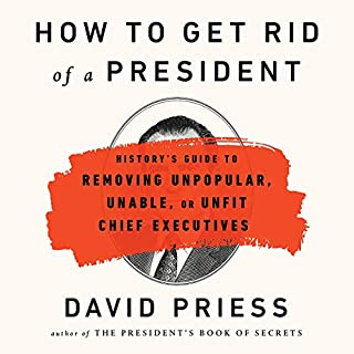 How to Get Rid of a President audiobook cover art