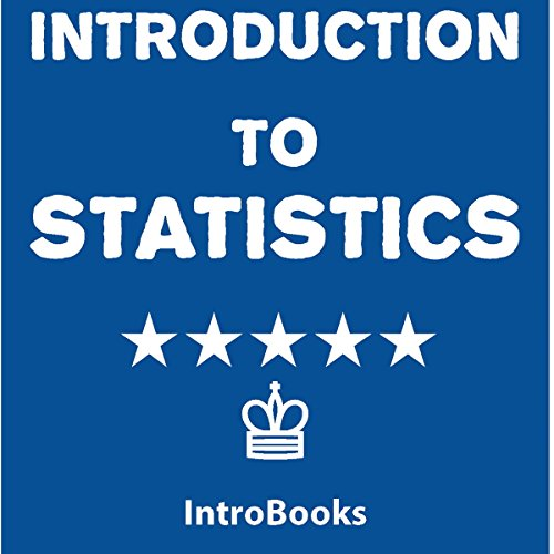 Introduction to Statistics audiobook cover art