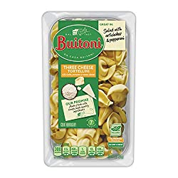 BUITONI Three Cheese Tortellini Refrigerated Pasta 9 oz.