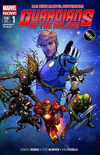 Guardians of the Galaxy: Bd. 1: Space-Avengers