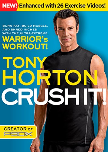 Crush It!: The Revolutionary Fitness Plan for All Levels That Burns Fat, Builds Muscle, and Shreds Inches (English Edition)