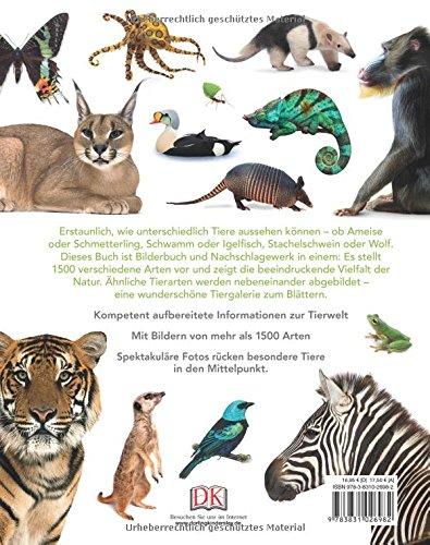 Tiere: Die Vielfalt der Tierwelt in 1.500 Bildern - 2