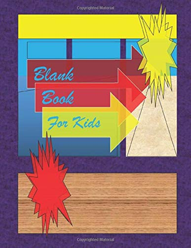 Blank Comic Book-Comic Sketch Book: Create your own comic book with this Blank Comic Book for kids, adults, students, teens and artists, Comic Design ... 8.5' x 11' large, big Blank Comic Book