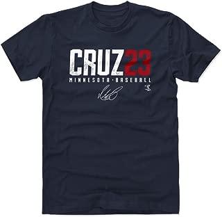 500 LEVEL Nelson Cruz Shirt - Minnesota Baseball Men's Apparel - Nelson Cruz Elite