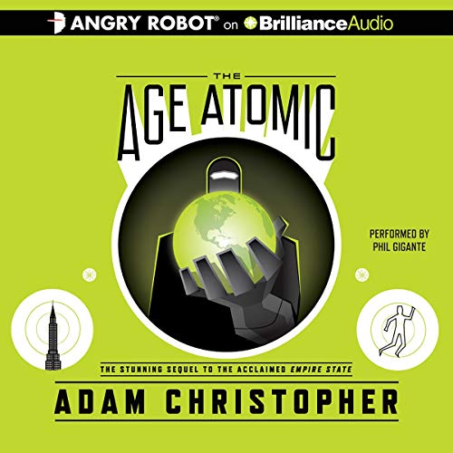 The Age Atomic cover art