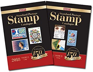 Scott 2018 Standard Postage Stamp Catalogue Volume 5: Countries of the World N-SAM (Scott Standard Postage Stamp Catalogue Vol 5 Countries N-Sam) (Scott Standard Postage Catalogue)