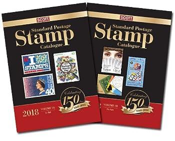 Scott 2018 Standard Postage Stamp Catalogue Volume 5: Countries N-Sam from Around the World: Scott 2018 Volume 5 Catalogue: N-Sam Countries of the World 0894875361 Book Cover