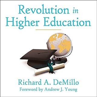 Revolution in Higher Education audiobook cover art