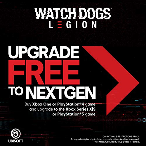 Watch Dogs Legion Limited Edition (Exclusive to Amazon.co.uk) (PS4)