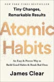 Atomic Habits - An Easy & Proven Way to Build Good Habits & Break Bad Ones - Avery - 16/10/2018
