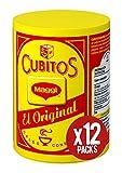 Maggi Pastillas para Caldo en Cubitos - Caldo Deshidratado - Paquete de 12x24 cubos - Total: 288 cubos