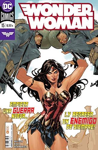 Wonder Woman núm. 29/ 15 (Wonder Woman (Nuevo Universo DC))