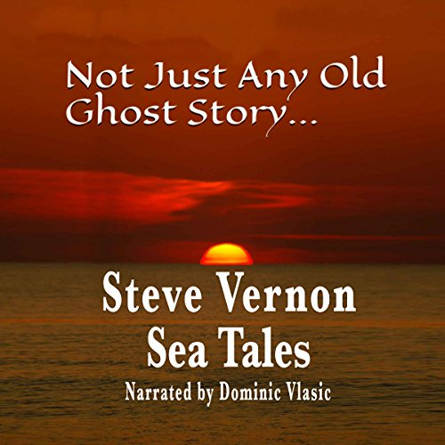 Not Just Any Old Ghost Story... audiobook cover art