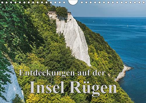 Entdeckungen auf der Insel Rügen (Wandkalender 2021 DIN A4 quer)