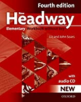 New Headway: Elementary Fourth Edition: Workbook + Audio CD without Key