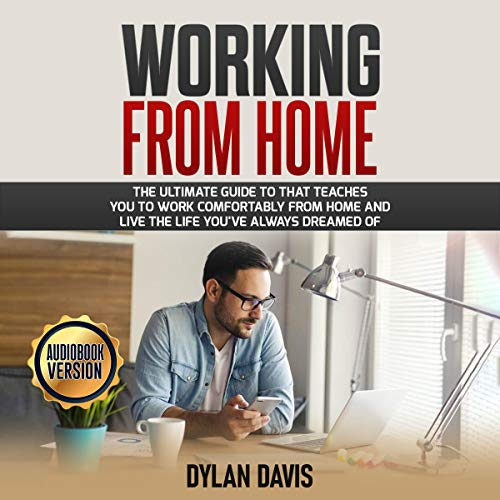 Working from Home audiobook cover art