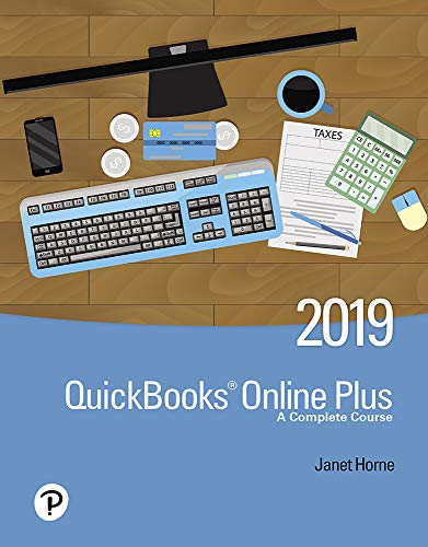 QuickBooks Online Plus: A Complete Course 2019 (2-downloads)