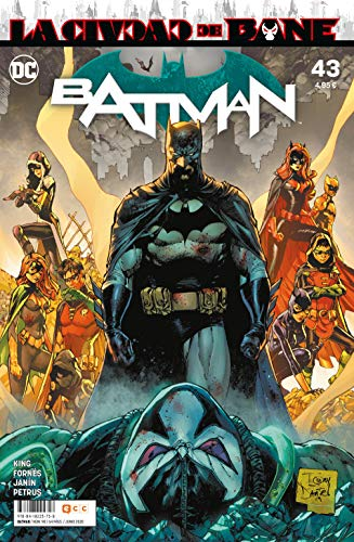 Batman núm. 98/ 43: 97 (Batman (Nuevo Universo DC))