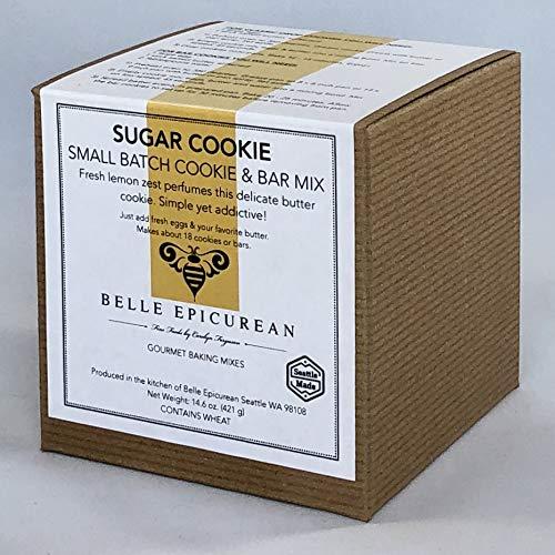Limited price sale Sugar Cookie Bar Baking Mix 14.6 Epicurean Outlet SALE ounces Belle