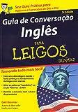 Guia de conversação inglês: para leigos