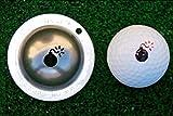 Tin Cup Bombs Away Golf Ball Marking Stencil,...