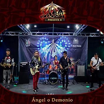 Rockopolis Presenta a Ángel o Demonio