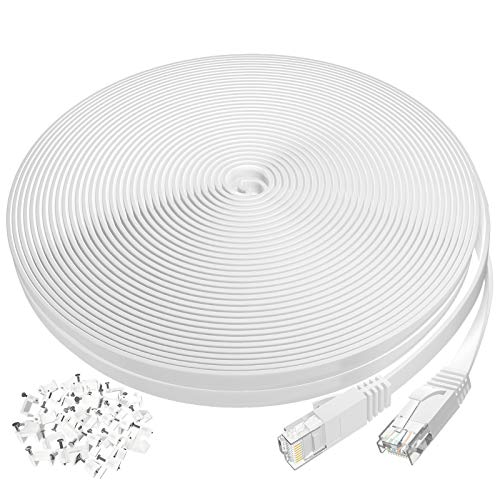 Cat6 Ethernet Cable Flat FBA