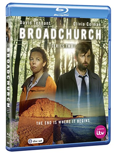 Broadchurch Series Two [Blu-ray] [UK Import]