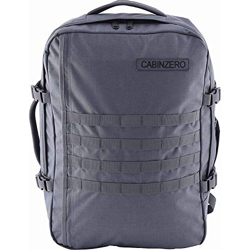 Cabin Zero Military 44 Travel backpack blue-grey