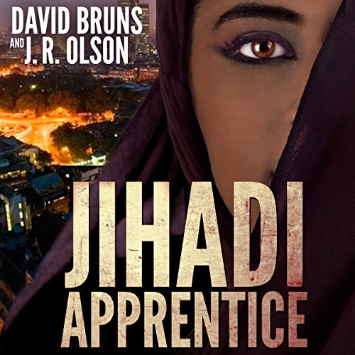 Jihadi Apprentice audiobook cover art