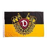 SG Dynamo Dresden Fahne Wappen 80 x 120 cm
