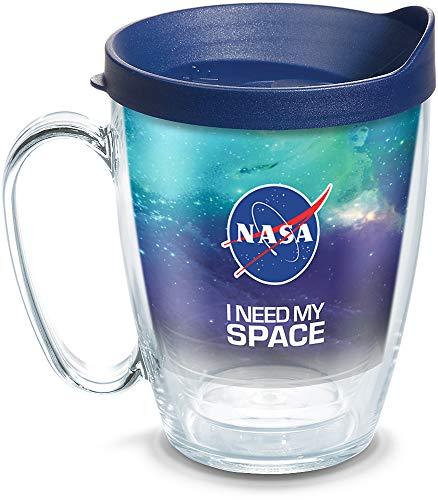 Tervis NASA Made in USA Double Walled Insulated Tumbler, 16oz Mug, I Need...