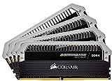 Corsair Dominator Platinum - Módulo de Memoria XMP 2.0 de Alto Rendimiento de 32 GB (4 x 8 GB, DDR4, 2666 MHz, C15)