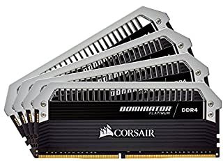 Corsair CMD32GX4M4C3200C16 Dominator Platinum32GB (4x8GB) DDR4 3200 (PC4-25600) C16 Desktop Memory (B07FRD354N) | Amazon price tracker / tracking, Amazon price history charts, Amazon price watches, Amazon price drop alerts