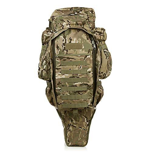 LOLPI Mochila militar para exteriores  60  para caza  tiro  camping  senderismo  viajes