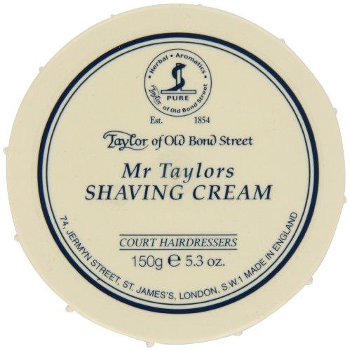 Taylor of Old Bond Street OF OLD BOND STREET Rasiercreme, 150 g, 01008