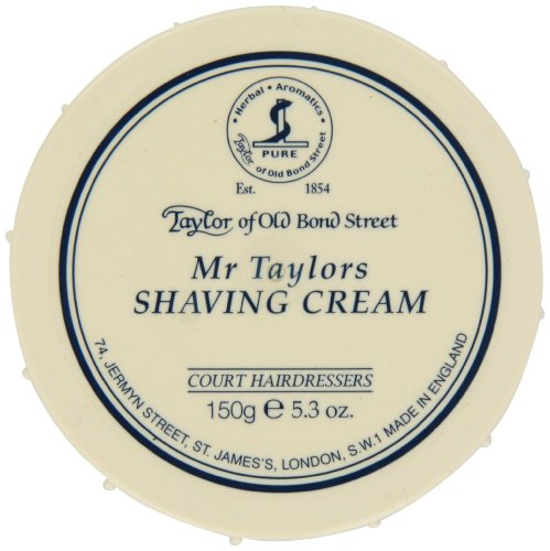 Taylor of Old Bond Street OF OLD BOND STREET Rasiercreme, 150 g, 01008