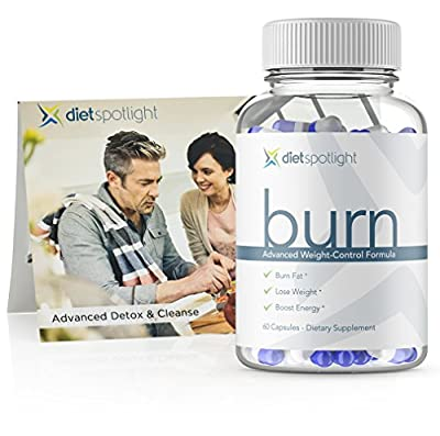 DietSpotlight FitKit - Weight Loss Formula Metabolism & Energy Booster, Appetite Suppressant, Safe & Effective Thermogenic Fat Burner Supplement