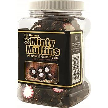 Equus Magnificusinc 011-10020013 Mint The German Minty Muffins All Natural Horse Treat, 1 Lb