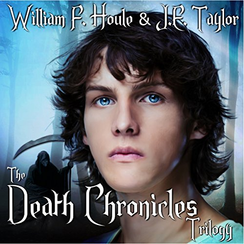 The Death Chronicles Trilogy     The Death Chronicles, Book 4              By:                                                                                                                                 William F. Houle,                                                                                        J.E. Taylor                               Narrated by:                                                                                                                                 Laura E. Richcreek                      Length: 6 hrs and 49 mins     1 rating     Overall 3.0